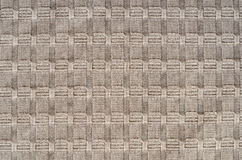 Gray checkered fabric Royalty Free Stock Photography