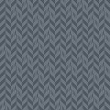 Tribal Chevron Seamless Pattern vector illustration