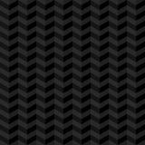 Gray Chevron Pattern scuro Spina di pesce senza cuciture neutrale Fotografie Stock Libere da Diritti