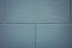 Gray Cinder Block Wall Background Stock Images