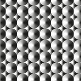 Gray circles Stock Photos