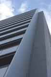 Gray City Building imagens de stock royalty free