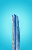 Gray and Clear Glass High Rise Building Royalty Free Stock Photography