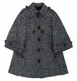 Gray coat Royalty Free Stock Photo