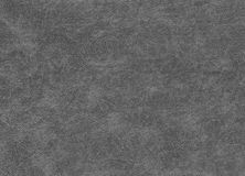 Gray color artificial leather pattern. Royalty Free Stock Images