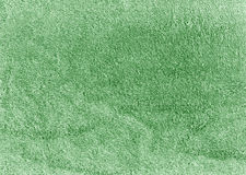Gray color bath cotton towel texture. Royalty Free Stock Photo