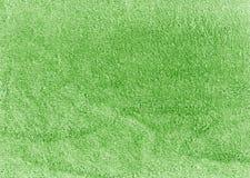 Gray color bath cotton towel texture. Stock Image