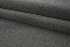 Gray color fabric Stock Photo