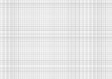 Gray color graph paper on a4 sheet size Stock Image