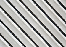 Gray color pvc siding wall. Abstract background and texture for design royalty free stock photos