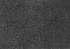 Gray color weathered leather pattern. Stock Photography