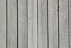 Gray color wood fence pattern. Royalty Free Stock Images