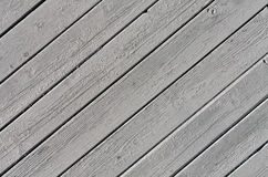 Gray color wood house wall surface. Royalty Free Stock Photo