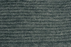 Gray color wool knitted fabric background texture. Clodeup Stock Image
