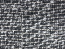 Gray colored cotton fabric texture Royalty Free Stock Image