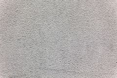 Gray colored plaster wall background Stock Photography