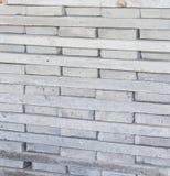 Gray concrete construction block Royalty Free Stock Photo