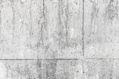 Gray concrete industrial wall, texture Royalty Free Stock Images