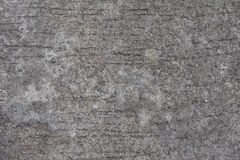 Gray concrete road. this image for texture,abstract and backgrou Stock Image