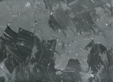 Gray concrete streaks texture background royalty free stock images