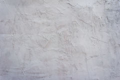 Gray concrete wall Stock Images