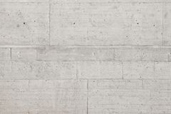 Gray concrete wall background texture. Gray concrete wall blocks background texture royalty free stock image