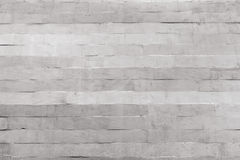 Gray concrete wall with blocks Stock Photo