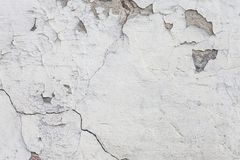 Gray concrete wall with grunge for abstract background. stock photography