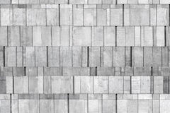 Gray concrete wall, seamless background photo texture Royalty Free Stock Images