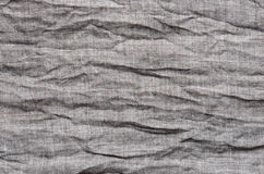Gray cotton background Stock Images