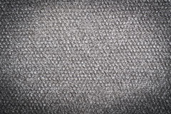 Gray cotton textures Stock Images