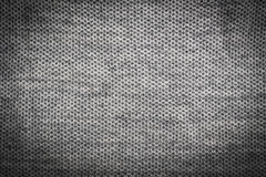Gray cotton textures Royalty Free Stock Image