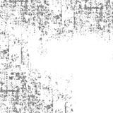 Gray Cracks Pattern Einfarbiges Aquarell-Weiche unscharfe Tinten-Oberfläche lizenzfreie abbildung