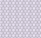 Gray Cube Seamless Pattern stock illustratie