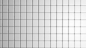 Gray cubes background material Royalty Free Stock Images