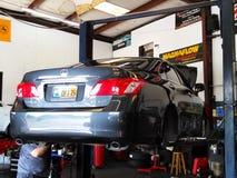 Gray della berlina di Lexus es300 Fotografia Stock Libera da Diritti