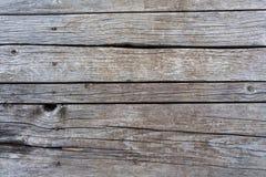 Gray di legno del fondo Immagine Stock