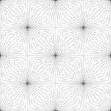 Gray diagonally striped squared reflected Royalty Free Stock Photos
