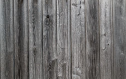 Gray dirty old boards of wood Stock Photography