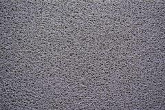 Gray doormat texture background. Stock Photos