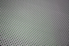 Gray dot background Stock Images