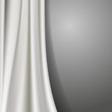 Gray fabric Royalty Free Stock Photos