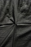 Gray Fabric. With creases and folds Royalty Free Stock Photos
