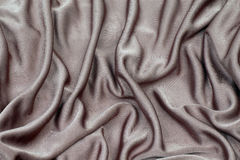 Gray fabric Royalty Free Stock Image