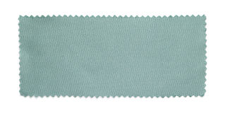 Gray fabric swatch samples Stock Image