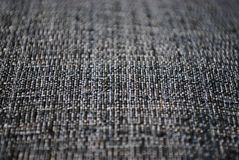Gray fabric texture Stock Images