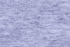 Gray fabric texture Royalty Free Stock Images
