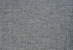 Gray fabric texture. And background Royalty Free Stock Photos