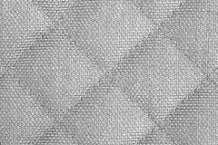Gray fabric texture stock image