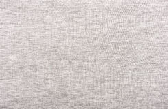 Gray fabric texture. Clothes background Royalty Free Stock Photos